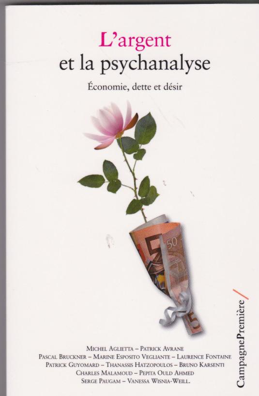 l'argent et la psychanalyse