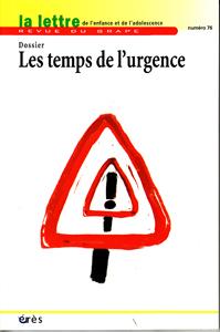 La lettre du grape (6/2009 : Le temps de l'urgence)