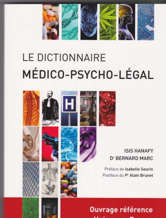 dictionnaire Médico-psycho-légal