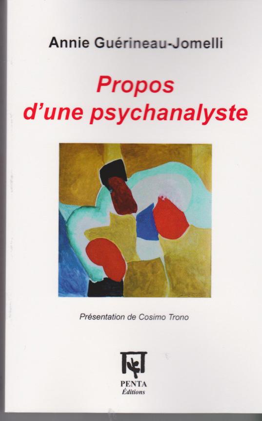 Propos d'une psychanalyste