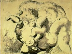 Minotaure, Picasso