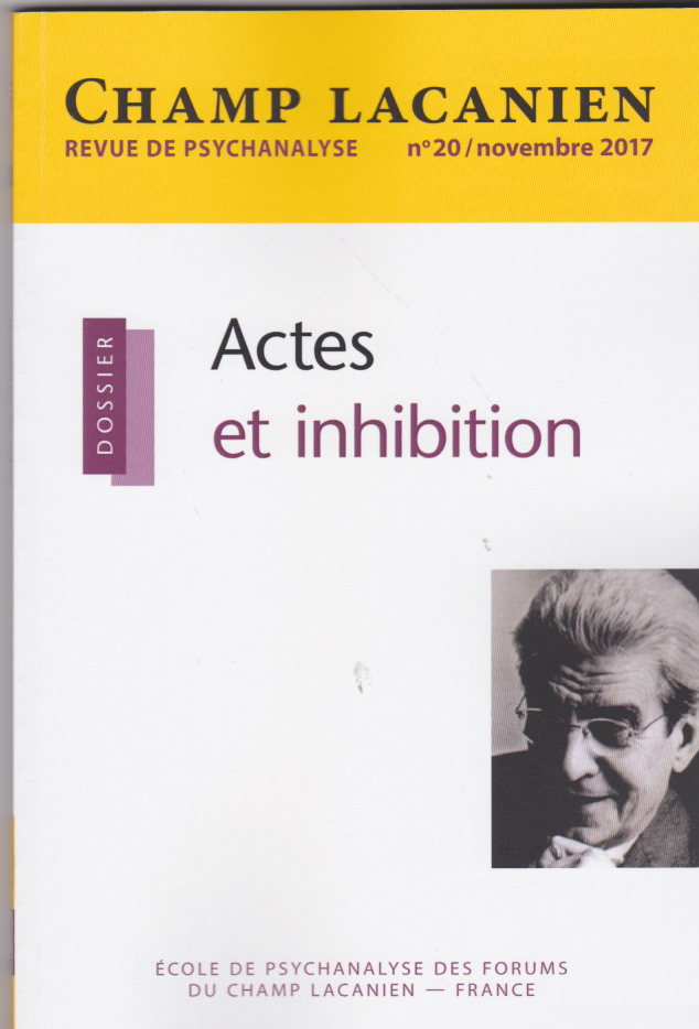 Actes et inhibition