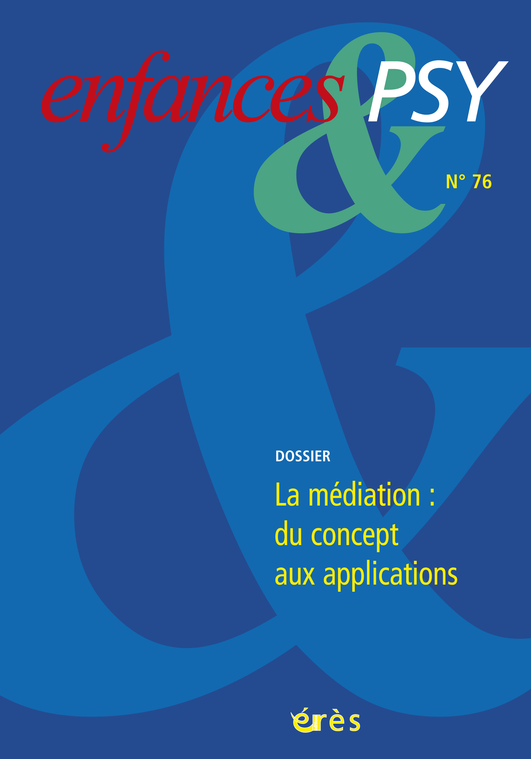 La médiation :du concept aux applications