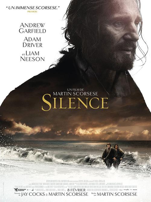 Silence de Martin Scorcese