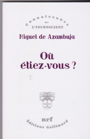 azambuja où étiez-vous