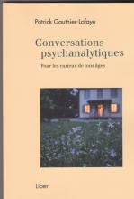 Conversations psychanalytiques