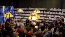 """Remise du """"Prix oedipe des libraires 2017"""" à Michèle Benhaïm"""