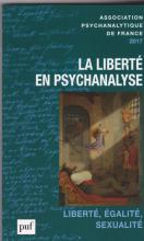 liberté en psychanalyse