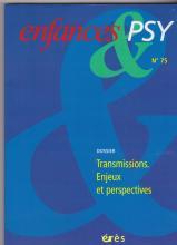 Transmissions, enjeux et perspectives