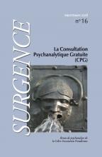 La consultation psychanalytique gratuite