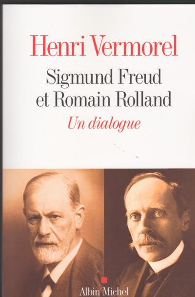 Sigmund Freud et Romain Rolland