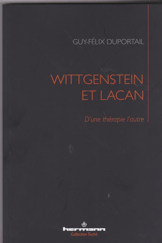 Wittgenstein et Lacan