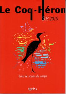 Le Coq-Héron (1/2011 : Sous le sceau du corps)