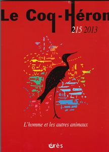 Le Coq-Héron (1/2014 : L'homme et les autres animaux)