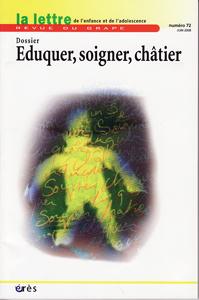 La lettre du grape (9/2008 : Eduquer, soigner, châtier)