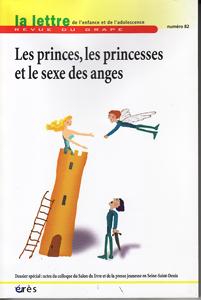 La lettre du grape (12/2010 : Les princes, les princesses et le sexe des anges)