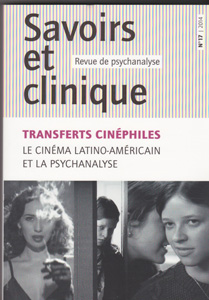 Savoirs et clinique (12/2014 : Transferts cinéphiles)