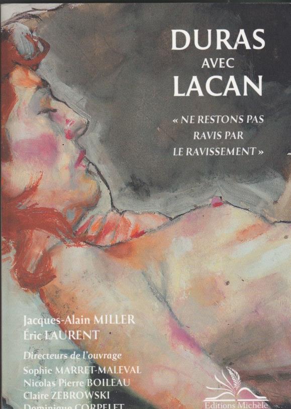 Duras avec Lacan