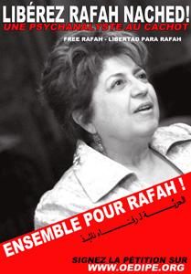 affiche rafah nached
