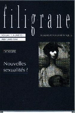 [couverture : Filigrane]