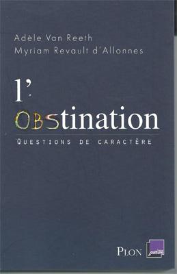 obstination
