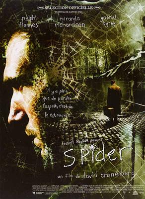 Spider D.Cronenberg