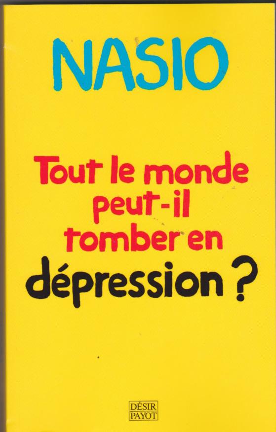 Tout le monde peut-il tomber en dépression?