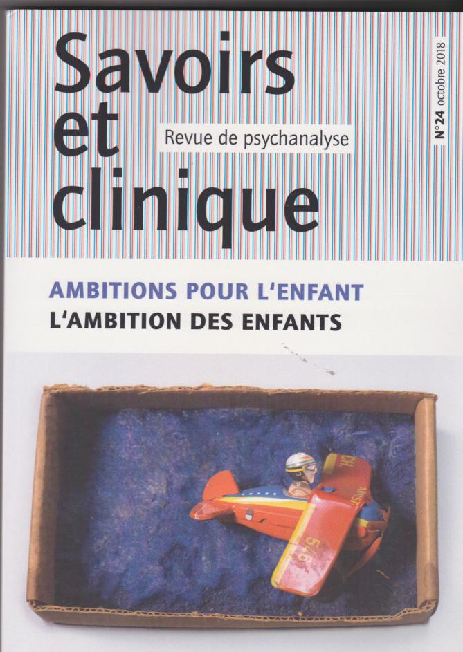 Ambitions pour l'enfant l'Ambition des enfants