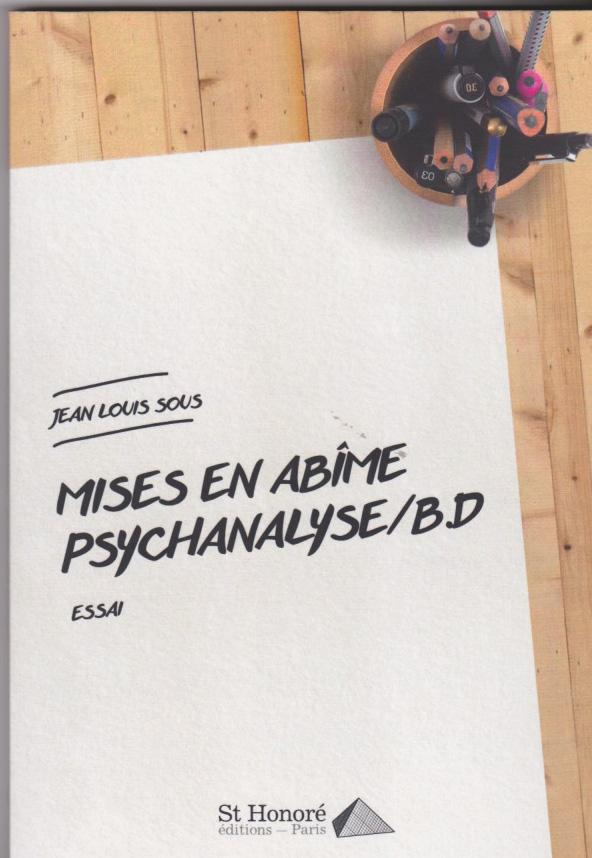 Mise en abîme Psychanalyse /BD