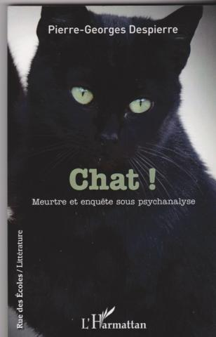 Chat ! Meurtre et enquête sous psychanalyse