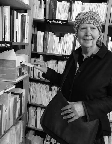 """Vote à la librairie """"l'odeur du temps"""" Marseille"""