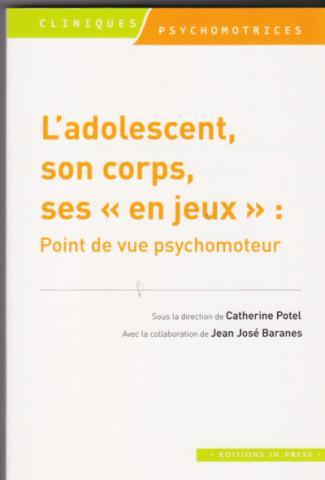 """L'adolescent, son corps ses """"en jeux"""""""