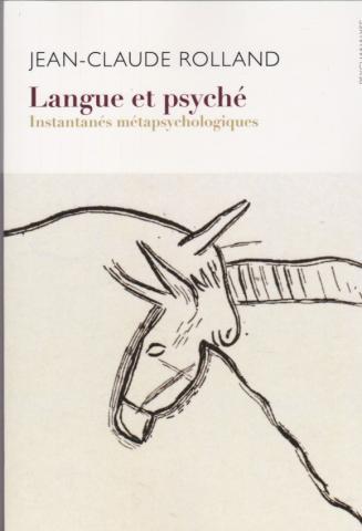 Langue et psyché.