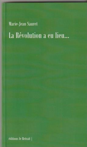 La révolution a eu lieu...