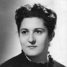 Françoise Dolto jeune