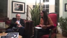 Interview de Fethi Ben Slama par H. Abdelouahed et F. Petitot pour son livre : Un furieux désir de sacrifice. Le surmusulman
