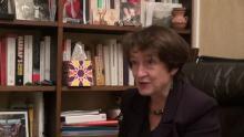 """Interview de Pascale Hassoun pour son livre """"Un dragon sur le divan. Chronique d'une psychanalyste en chine"""""""