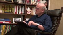 Interview d'Yves Lugrin pour son livre. Ferenczi sur le Divan de Freud. Une analyse finie?