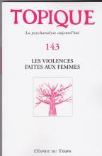 Les violences faites aux femmes