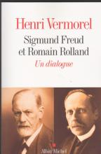 Sigmund Freud et Romain Rolland